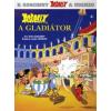 Albert Uderzo, René Goscinny Asterix 4. - Asterix, a gladiátor - Képregény