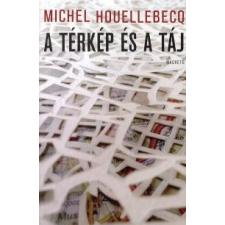 Michel Houellebecq A TÉRKÉP ÉS A TÁJ regény