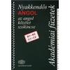NYAKKENDŐS ANGOL - AZ ANGOL KÖZÉLET SZÓKINCSE