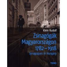 Klein Rudolf Zsinagógák Magyarországon 1782-1918 / Synagogues in Hungary művészet