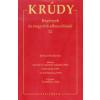 Krúdy Gyula KRÚDY - REGÉNYEK ÉS NAGYOBB ELBESZÉLÉSEK 12. - KRÚDY GYULA ÖSSZEGYŰJTÖTT M. 22.