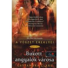 Cassandra Clare BUKOTT ANGYALOK VÁROSA (KEMÉNY) gyermek- és ifjúsági könyv