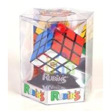 Rubik kocka 3x3 (díszdobozos) logikai játék