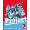 Oxford University Press PROJECT 3RD EDITION 2. - MUNKAFÜZET + CD-ROM
