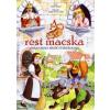 agykönyv Kiadó A REST MACSKA - VIDÁM VERSES MESÉK GYEREKEKNEK