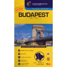 Cartographia Kft. BUDAPEST KISATLASZ 1:20000 térkép