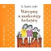 Móra Könyvkiadó; Hangoskönyv Kiadó Hárman a szekrény tetején - Hangoskönyv (4 CD) - Zakariás Éva előadásában