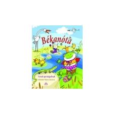 Gulliver Könyvkiadó BÉKANÓTA - VERSEK APRÓSÁGOKNAK gyermek- és ifjúsági könyv