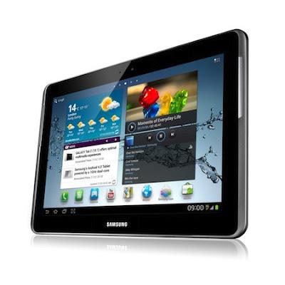 Samsung Galaxy Tab 2 P3110 8GB tablet