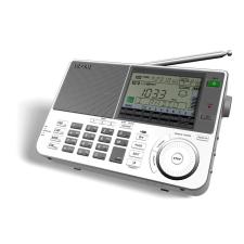 Sangean ATS-909 X rádiós óra