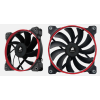 Corsair AF120 Low noise high airflow fan, 120x25mm, 3 pin, Single Pack