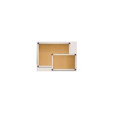VICTORIA Fémkeretes parafatábla, 100 x 150 cm parafatábla