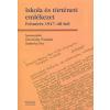 Golnhofer Erzsébet ISKOLA ÉS TÖRTÉNETI EMLÉKEZET - FELMÉRÉS 1947-48-BÓL