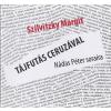 Szilvitzky Margit TÁJFUTÁS CERUZÁVAL - NÁDAS PÉTER SORAIRA