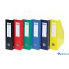 DONAU Karton iratpapucs színes 80 mm citromsárga