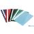 VICTORIA Lefűzhető gyorsfűző világoskék 20db/csomag