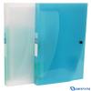 VIQUEL PropyGlass iratrendező táska 12 rekeszes kék
