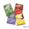 PIGNA HD Fruits füzet A5 42 lapos belső lapjai 90 g/m2 kockás