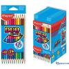 MAPED COLOR`PEPS DUO színes ceruza 12 db/doboz