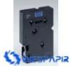 Brother 12 mm-es szalag átlátszó alap/fekete betű címkézőgép