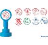 COLOP Motivációs bélyegző N43-kék Legközelebb jobban sikerül! KÉK bélyegző