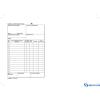 VICTORIA Szállítólevél 25x4 lap -B.10-70/A/V-