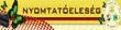 Kyocera Nyomtatópatronok & tonerek webáruház