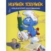 Manó Könyvek Hupikék törpikék - Foglalkoztató nagyobbaknak