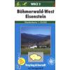 Freytag & Berndt Böhmerwald-West Eisenstein