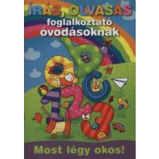 Bodnár Gézáné ÍRÁS, OLVASÁS FOGLALKOZTATÓ ÓVODÁSOKNAK - MOST LÉGY OKOS! gyermek- és ifjúsági könyv