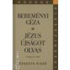 Bereményi Géza Jézus újságot olvas