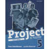 Lynda Edwards;Tom Hutchinson PROJECT 3RD ED. 5 HUNGARIAN WB + MULTIROM