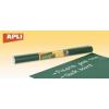 APLI krétával írható öntapadós tábla 2 x 0,45 m, zöld