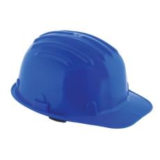 . Védősisak kék színben