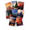 PIGNA füzet a/5 Sunset and the city kokcás, 32 lapos