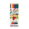 KOH-I-NOOR Oroszlán színes ceruza 2162/12