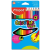 MAPED COLOR`PEPS MAXI színes ceruza, vastag, 12 db/doboz