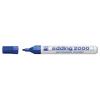 EDDING 2000 alkoholos marker kék