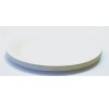 Propack Papírtányér, kerek, 18 cm átmérő tányér és evőeszköz