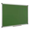 . Krétás tábla,zöld, nem mágneses 180 x 120 cm