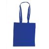. Vászon bevásárlótáska, 38x42cm, kék