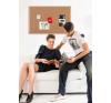 Parafatábla Bi-Office fakeretes 60x90 cm parafatábla