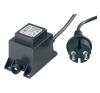 Conrad Tartozék kültéri világításhoz Transzformátor 20 VA IP64 Fekete kültéri világítás