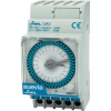 Suevia Suevia DIN sínes mechanikus napi időkapcsoló óra, 1 áramkör, 250V/16A, min. 15 perc, SUPRA QRD