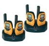 DeTeWe PMR készlet 4 részes dnt WT200 rádiózás