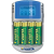 Varta Power Play LCD USB akkutöltő 4db ceruzaakkuval