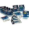 Feliratozó szalag Dymo 45011 12/7mm kék/átlátszó