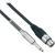 Paccs Hangszórókábel XLR-anya/jack 10 m