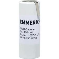 Emmerich Akkucsomag, speciál, 67, NiMH, 6 V, 1007-7-LF tölthető elem