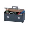NEW CLASSIC univerzális táska, műanyag/bőr, 370 x 120 x 180 mm